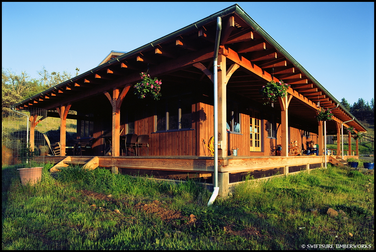 timber porches swiftsure timberworks