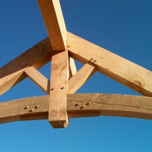 Heavy Timber Trusses