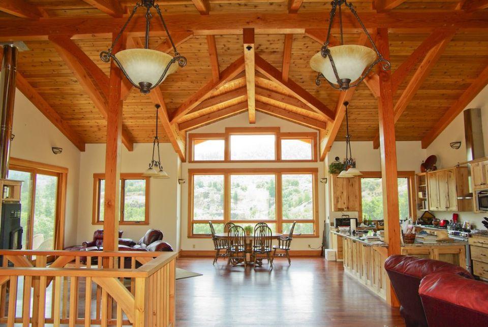 Hybrid Timber Homes « Swiftsure Timberworks