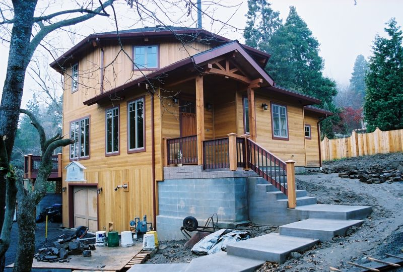 Timber Frame Homes Swiftsure Timberworks