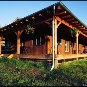 Timber Porches