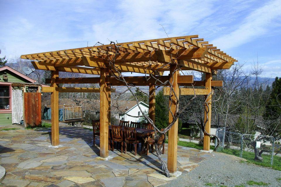 Garden Structures 171 Swiftsure Timberworks
