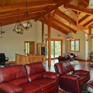 Hybrid Timber Homes